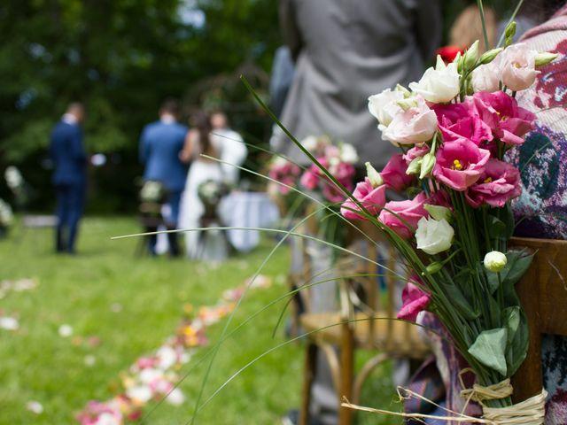Le mariage de Lorris et Maya à Chevilly, Loiret 1
