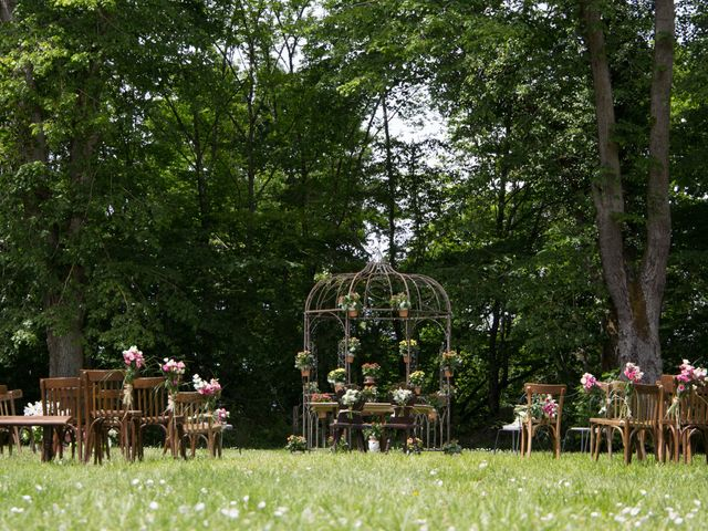 Le mariage de Lorris et Maya à Chevilly, Loiret 5