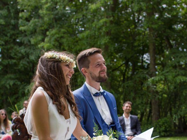 Le mariage de Lorris et Maya à Chevilly, Loiret 7
