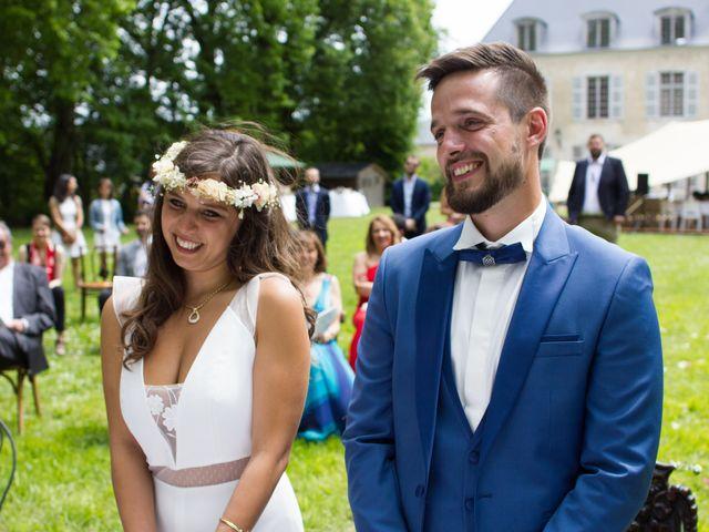 Le mariage de Lorris et Maya à Chevilly, Loiret 8