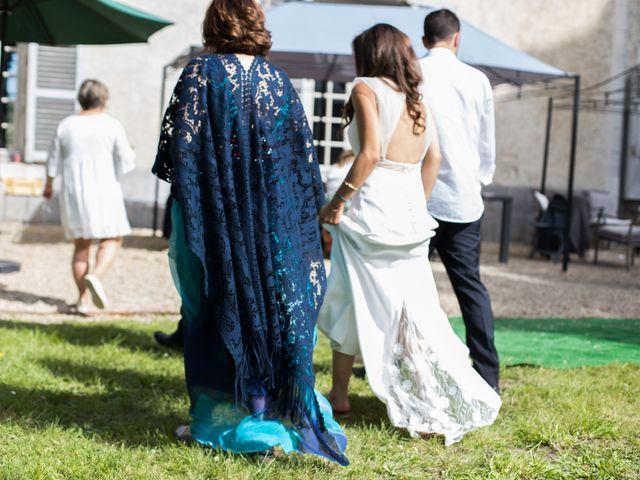 Le mariage de Lorris et Maya à Chevilly, Loiret 14
