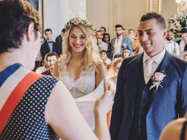 Le mariage de Nicolas et Claire à Fronsac, Gironde 11