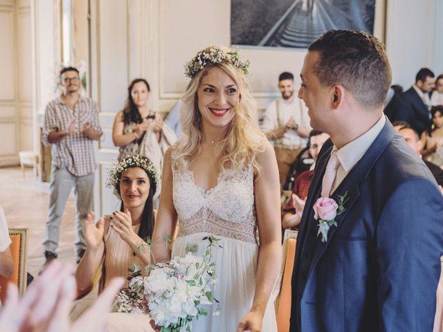 Le mariage de Nicolas et Claire à Fronsac, Gironde 12
