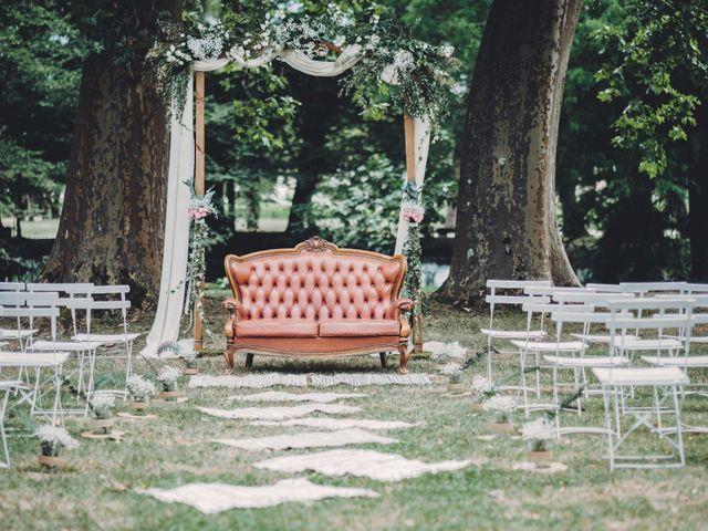 Le mariage de Nicolas et Claire à Fronsac, Gironde 15