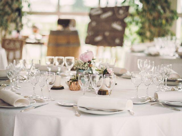 Le mariage de Nicolas et Claire à Fronsac, Gironde 16
