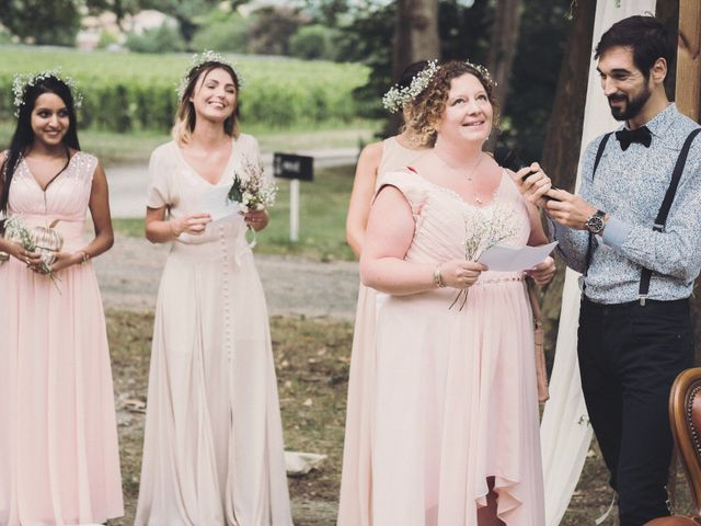 Le mariage de Nicolas et Claire à Fronsac, Gironde 18
