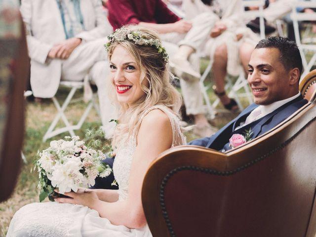 Le mariage de Nicolas et Claire à Fronsac, Gironde 19