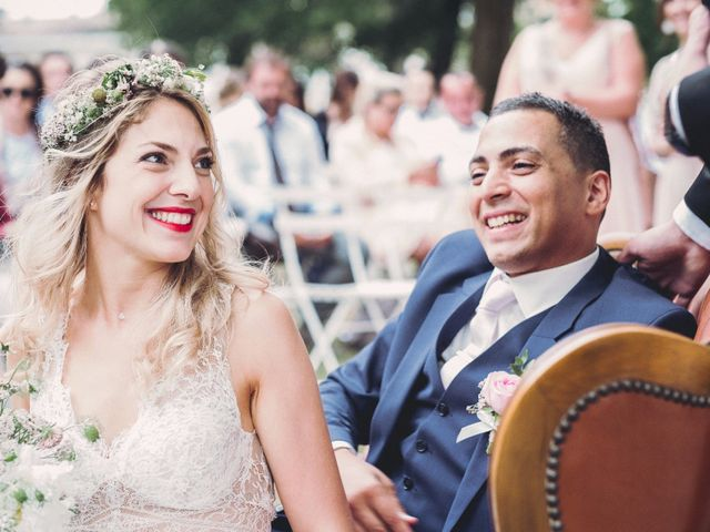 Le mariage de Nicolas et Claire à Fronsac, Gironde 22
