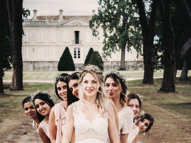 Le mariage de Nicolas et Claire à Fronsac, Gironde 24
