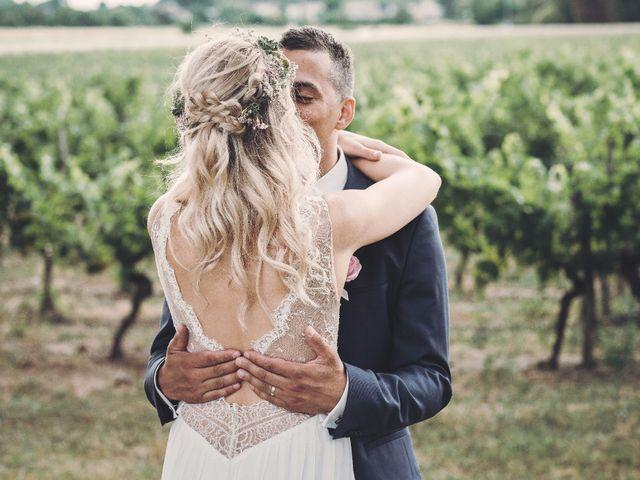 Le mariage de Nicolas et Claire à Fronsac, Gironde 27