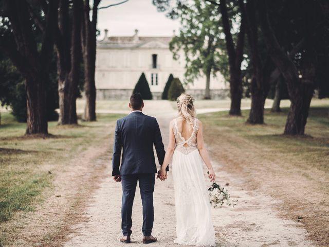 Le mariage de Nicolas et Claire à Fronsac, Gironde 29