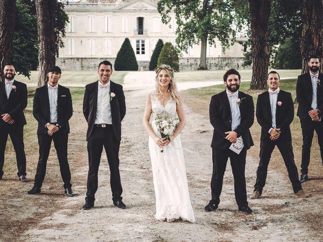 Le mariage de Nicolas et Claire à Fronsac, Gironde 31
