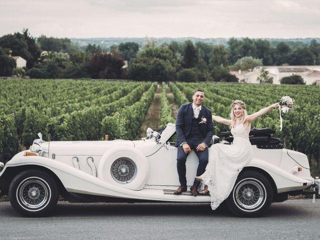Le mariage de Nicolas et Claire à Fronsac, Gironde 35
