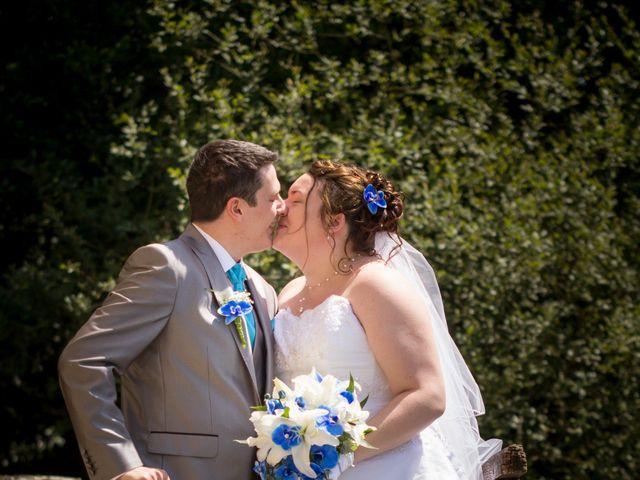 Le mariage de Julien et Audrey à Durtal, Maine et Loire 3