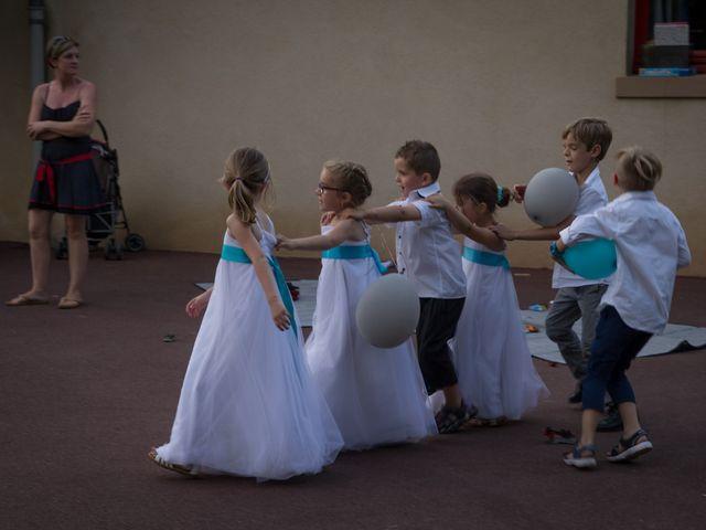Le mariage de Julien et Audrey à Durtal, Maine et Loire 5