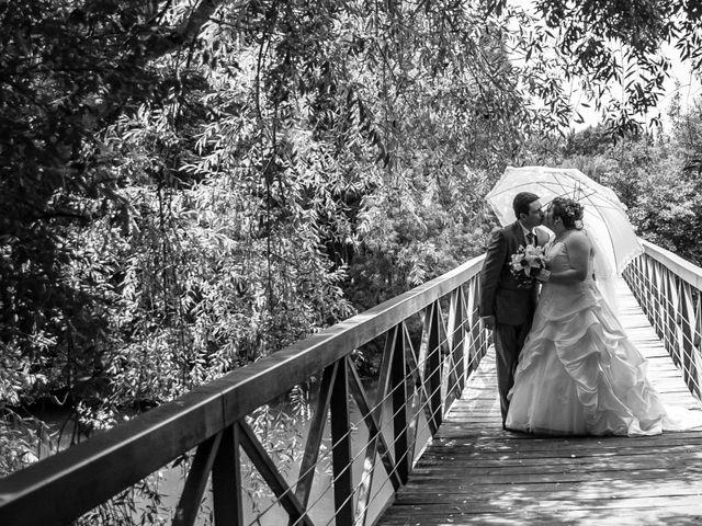 Le mariage de Julien et Audrey à Durtal, Maine et Loire 7