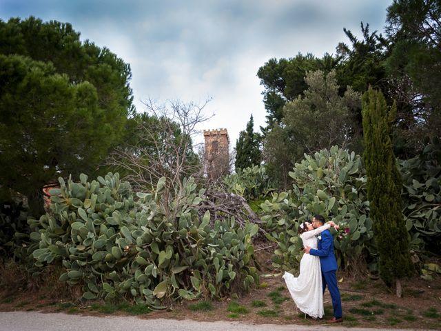 Le mariage de Simon et Sanaa à Perpignan, Pyrénées-Orientales 40
