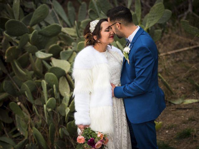 Le mariage de Simon et Sanaa à Perpignan, Pyrénées-Orientales 41