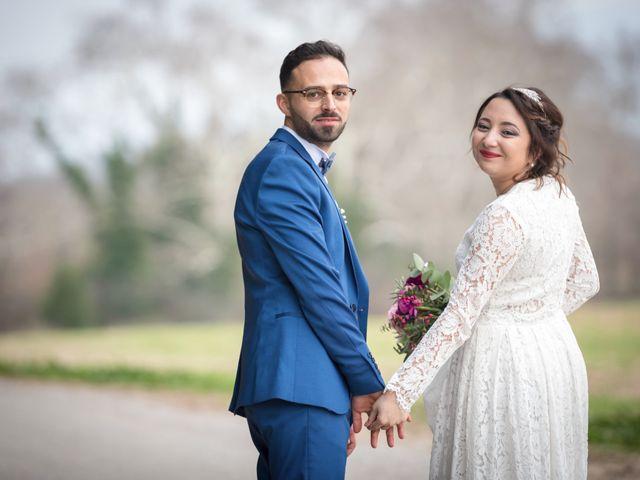 Le mariage de Simon et Sanaa à Perpignan, Pyrénées-Orientales 44