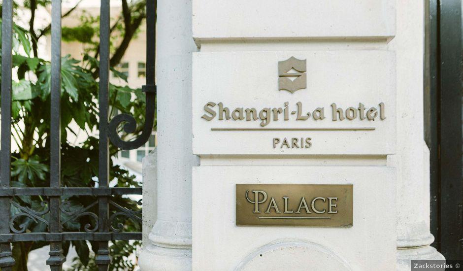Le mariage de Simon et Mojgan à Paris, Paris