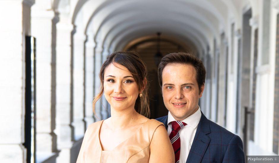 Le mariage de Vincent et Marine à Saint-Pierre-de-Chandieu, Rhône