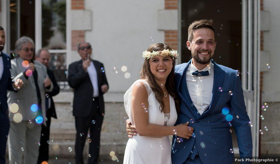 Le mariage de Lorris et Maya à Chevilly, Loiret