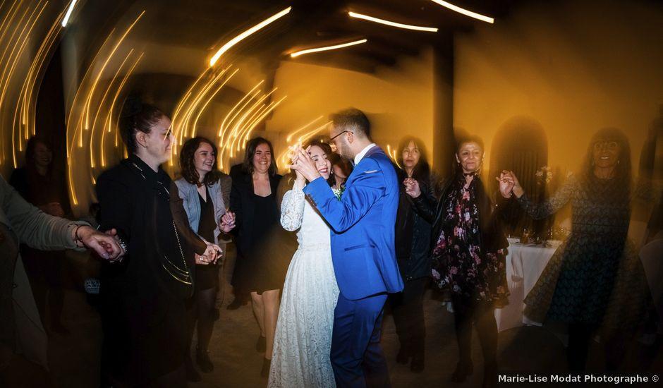 Le mariage de Simon et Sanaa à Perpignan, Pyrénées-Orientales