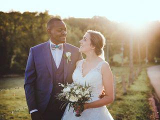 Le mariage de Claire et Ali