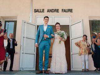 Le mariage de Ninon et Jean 1