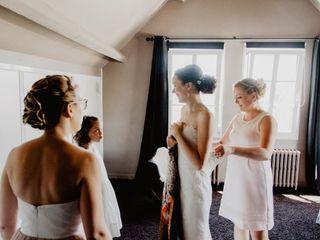 Le mariage de Caroline et Xavier 2