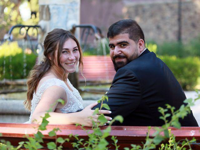 Le mariage de Fanny et Abdel