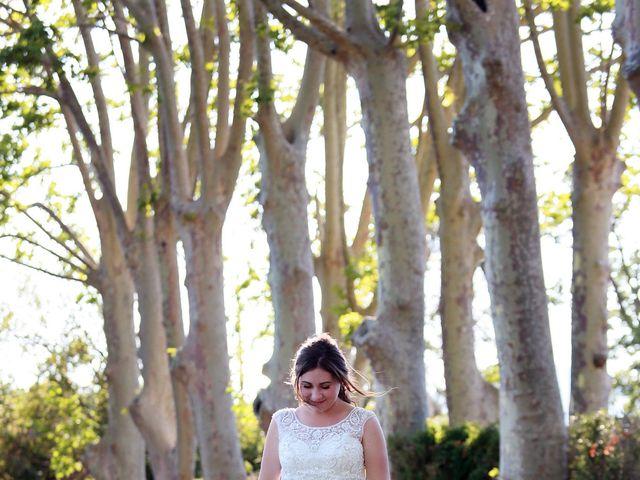 Le mariage de Abdel et Fanny à Toulon, Var 4