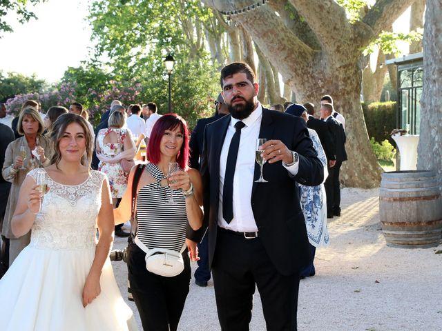 Le mariage de Abdel et Fanny à Toulon, Var 15