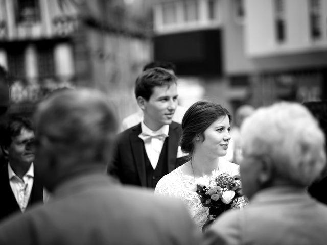 Le mariage de Vincent et Clémence à Quimper, Finistère 2