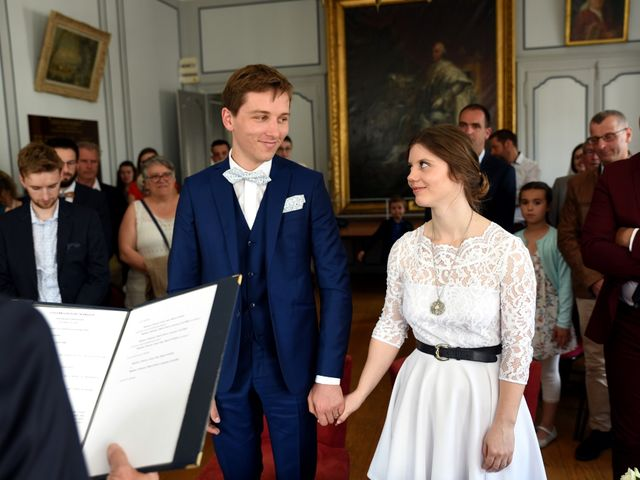 Le mariage de Vincent et Clémence à Quimper, Finistère 3