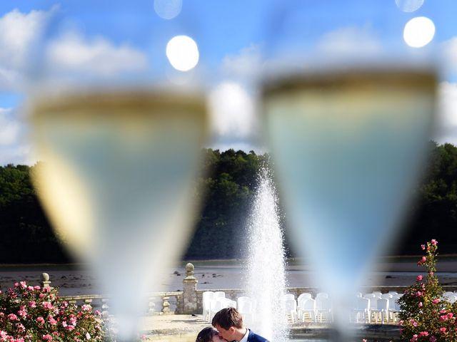 Le mariage de Vincent et Clémence à Quimper, Finistère 16