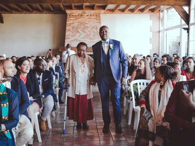 Le mariage de Ali et Claire à Hébécourt, Eure 20