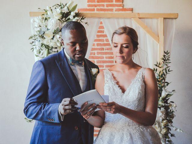 Le mariage de Ali et Claire à Hébécourt, Eure 22