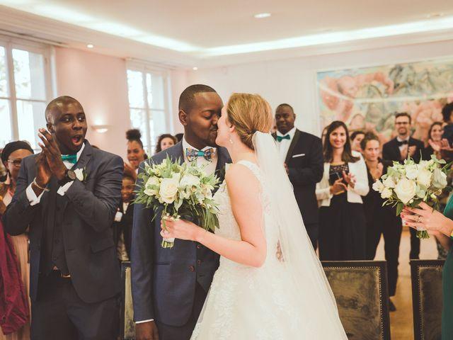 Le mariage de Ali et Claire à Hébécourt, Eure 25