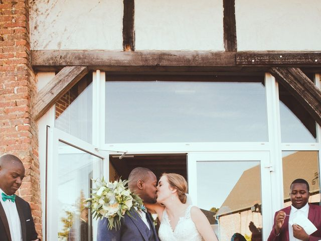 Le mariage de Ali et Claire à Hébécourt, Eure 27
