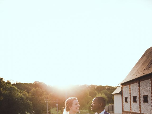 Le mariage de Ali et Claire à Hébécourt, Eure 31