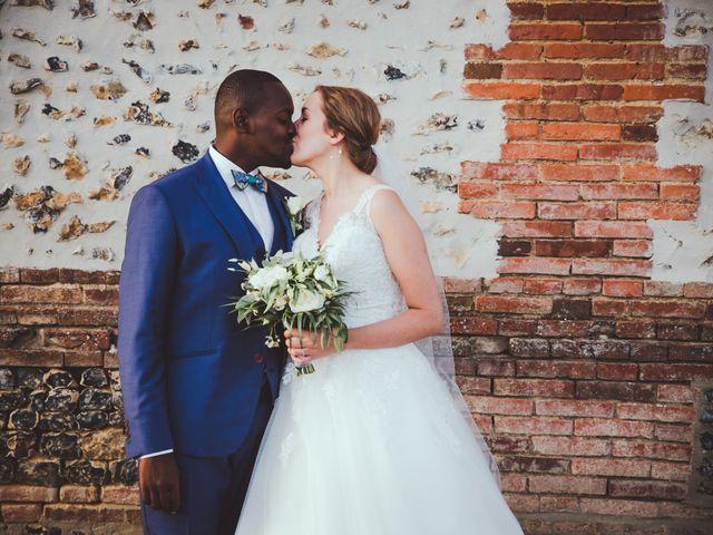 Le mariage de Ali et Claire à Hébécourt, Eure 32