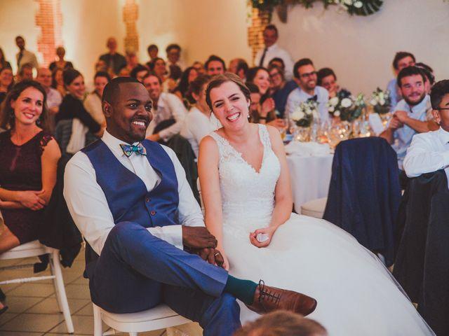 Le mariage de Ali et Claire à Hébécourt, Eure 47
