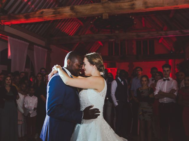 Le mariage de Ali et Claire à Hébécourt, Eure 51