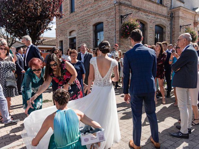 Le mariage de Pierre et Marion à Cuq-Toulza, Tarn 4