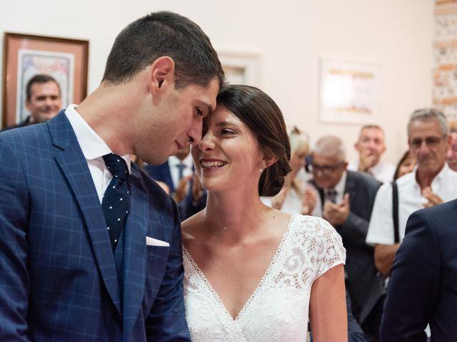 Le mariage de Pierre et Marion à Cuq-Toulza, Tarn 6