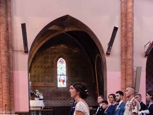 Le mariage de Pierre et Marion à Cuq-Toulza, Tarn 8