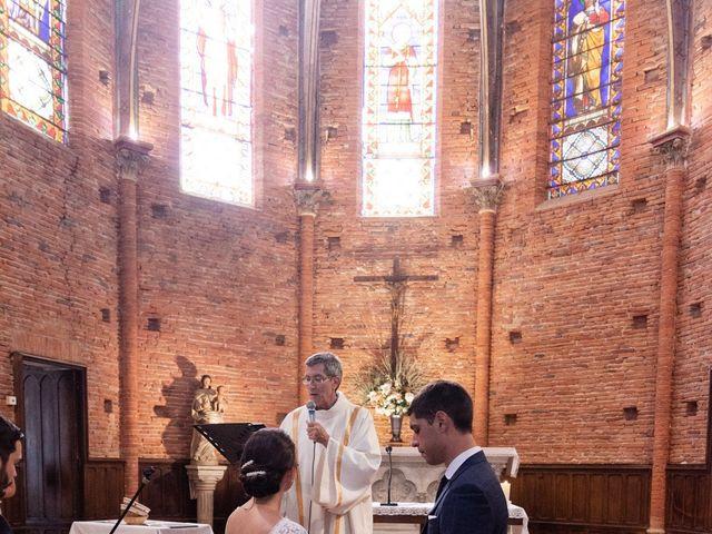 Le mariage de Pierre et Marion à Cuq-Toulza, Tarn 10
