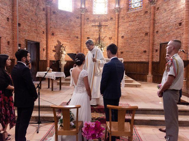 Le mariage de Pierre et Marion à Cuq-Toulza, Tarn 11