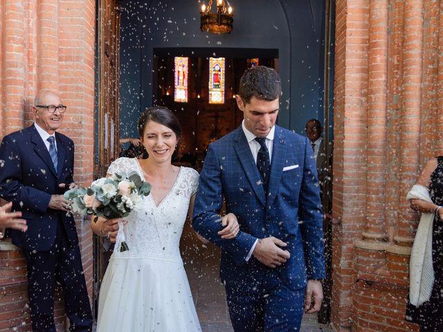 Le mariage de Pierre et Marion à Cuq-Toulza, Tarn 12